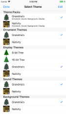 Available Themes